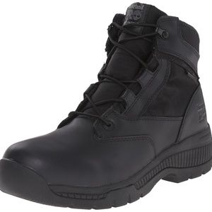 "Timberland PRO Men's 6"" Valor Soft-Toe Waterproof"